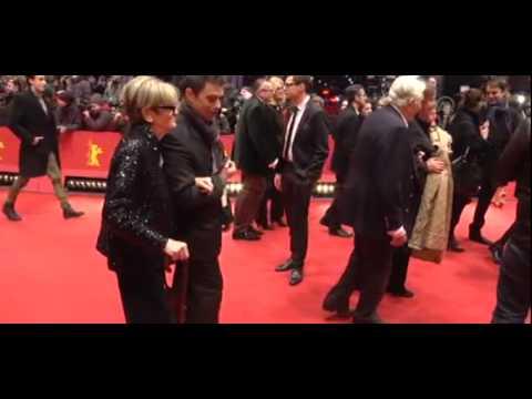 65th Berlin International Film Festival - Red Carpet