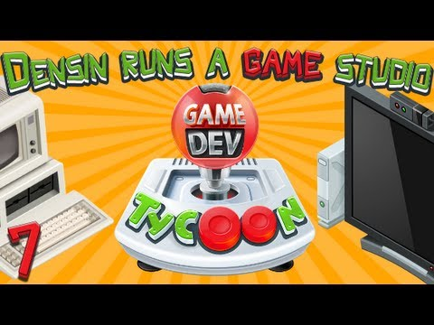 Game Dev Tycoon - [Part 7] - Desperation when facing bankruptcy... and then going bankrupt