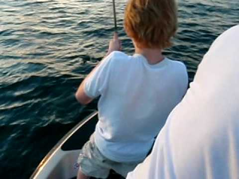 Part 2 big king milwaukee harbor lake michigan trout and salmon. Fishing Wisconsin