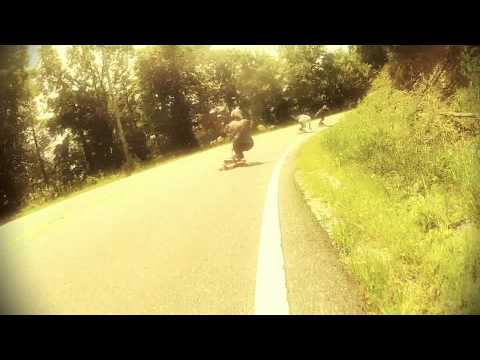 Longboarding: A Dream Sequence