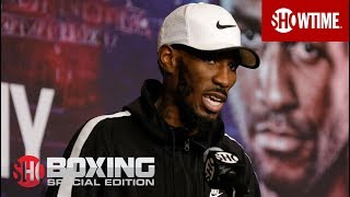 Robert Easter Jr. Returns Home to Train & Win Back Title | SHOWTIME Boxing: Special Edition