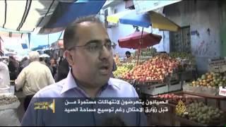 الخسائر الاقتصادية بعد الحرب على غزة
