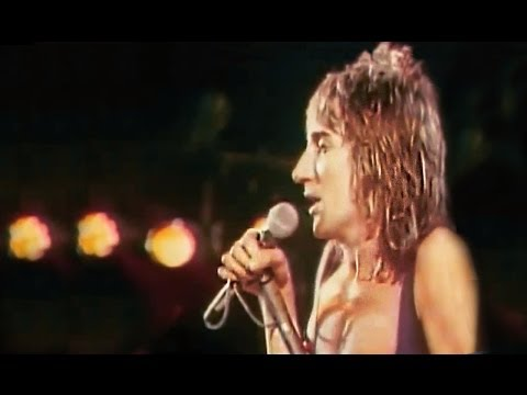 Rod Stewart & Faces - Final Concert In 1974
