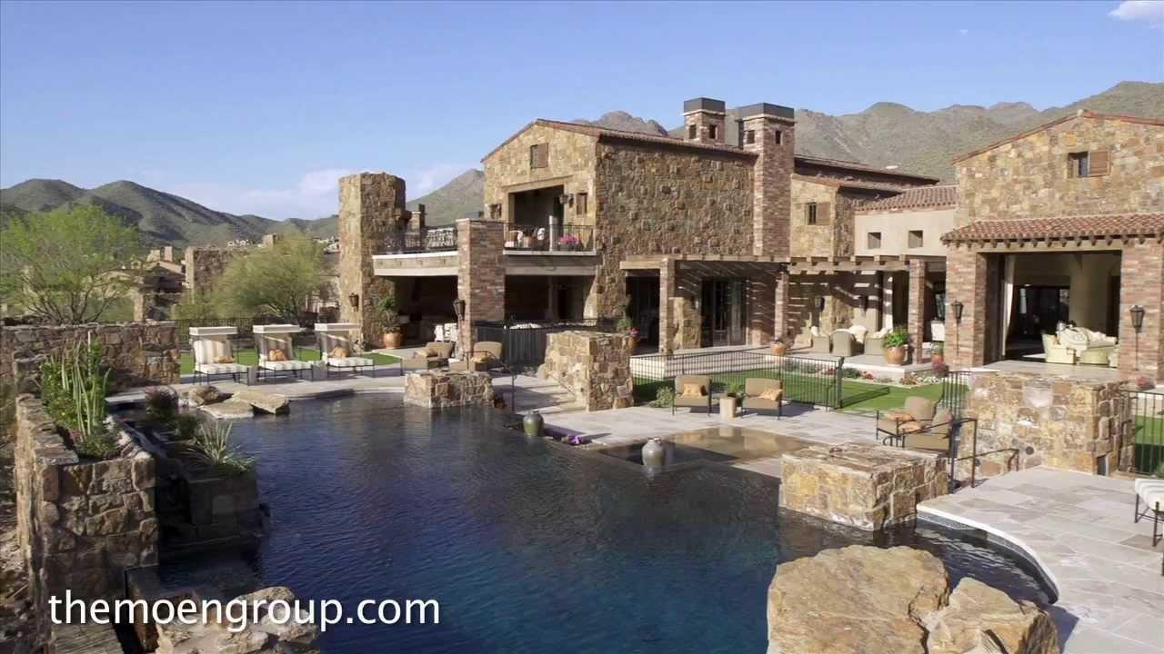 24 5 Million House Luxury Homes For Sale Scottsdale Az