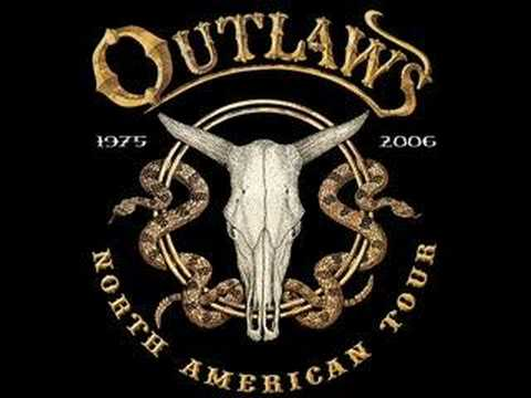 The Outlaws- Green Grass and High Tides Video