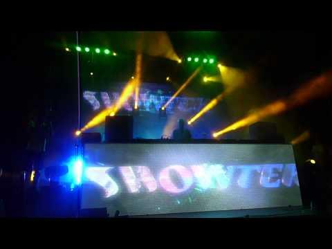 SHOWTEK - Turn Down For What + Let's Get Fucked Up + Vikings @ NIGHFTALL FESTIVAL 2014