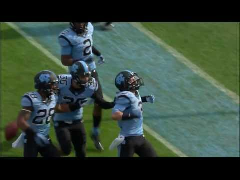 UNC Football: Ryan Switzer Freshman Highlights