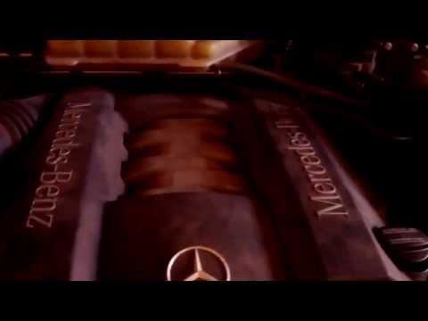 Mercedes Benz ML320. ML350 Oil Change W163 M112 Engine ML class