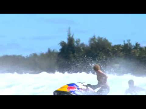Red Bull First Person - surfing pipeline w/ Jamie O Brien