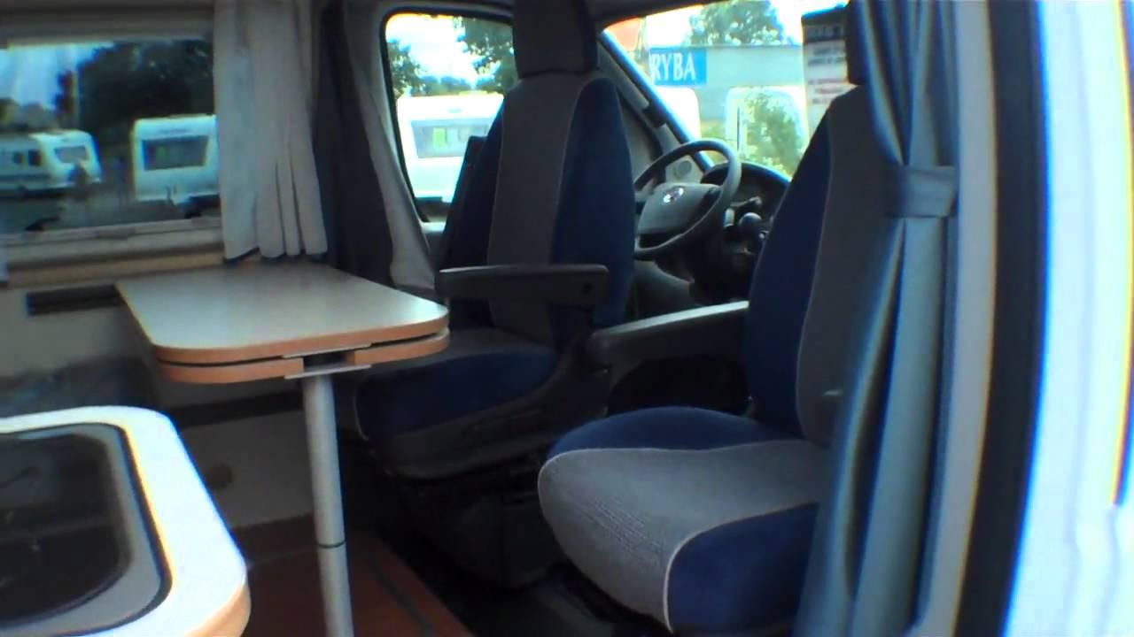 camping car adriatik twin van fourgon 2010 la roche. Black Bedroom Furniture Sets. Home Design Ideas