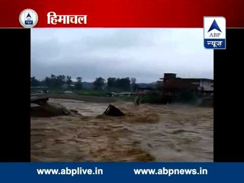 Hamirpur: 3 feared dead as bridge on river collapses after heavy rains