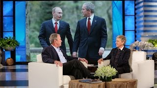 Download Lagu President George W. Bush's Thoughts on Putin and the Press Gratis STAFABAND