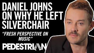 Daniel Johns On Why He Left Silverchair