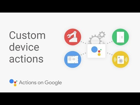Introduction to Custom Actions for the Google Assistant SDK