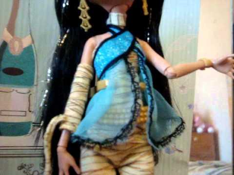куклы монстер хай клео де нил: