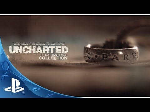 Revelado Uncharted: The Nathan Drake Collection