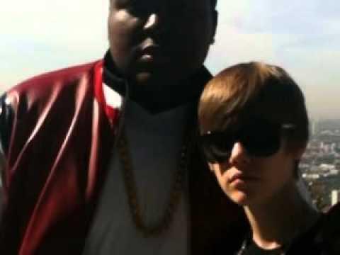 Sean Kingston And Justin Bieber- Won't Stop video