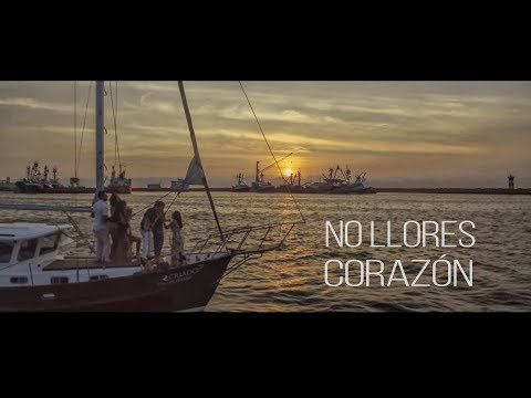 Marqués - No llores corazón (Video Oficial)