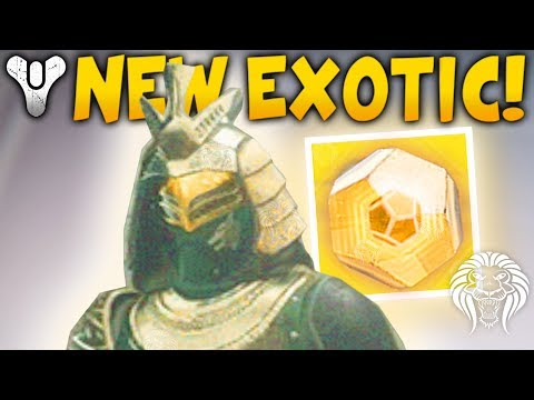 Destiny 2: JANUARY UPDATE & NEW EXOTIC! Patch Notes, Loot Buff, Stat Re-Roll & Shader Problem
