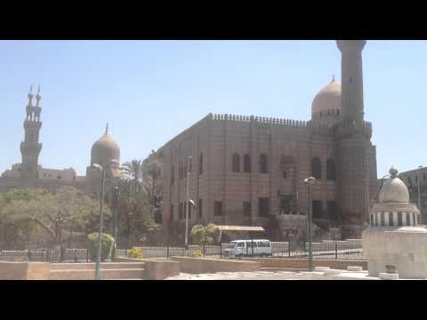 فن العماره الاسلاميه في مصر قلعه محمد علي ومسجد الرفاعي والسلطان حسن