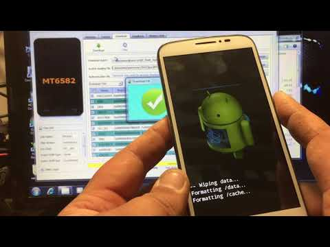 Прошивка Alcatel One Touch POP C7 7041D - YouTube