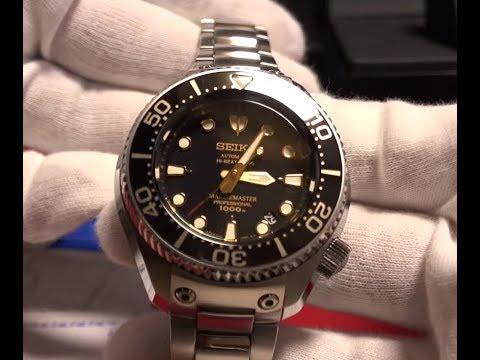 セイコー ダイバーズ50周年記念限定モデル SBEX001