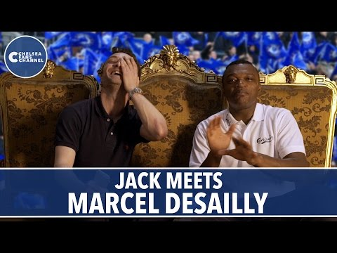 Jack Meets Marcel Desailly!