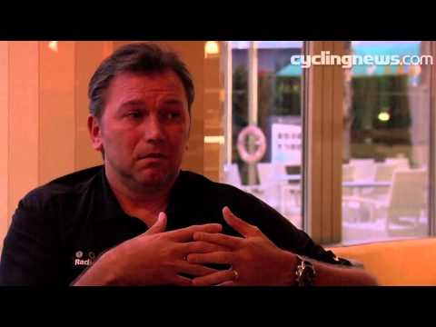 Johan Bruyneel on UCI and alternative business model for pro cycling
