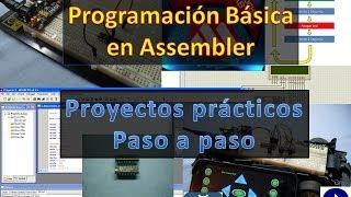 Programación básica en Assembler para PIC