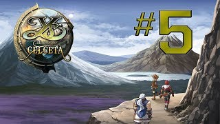 CHILLIN' WITH HOTSTONE! YS: Memories Of Celceta Livestream (Continue From Disconnected) #5 !!