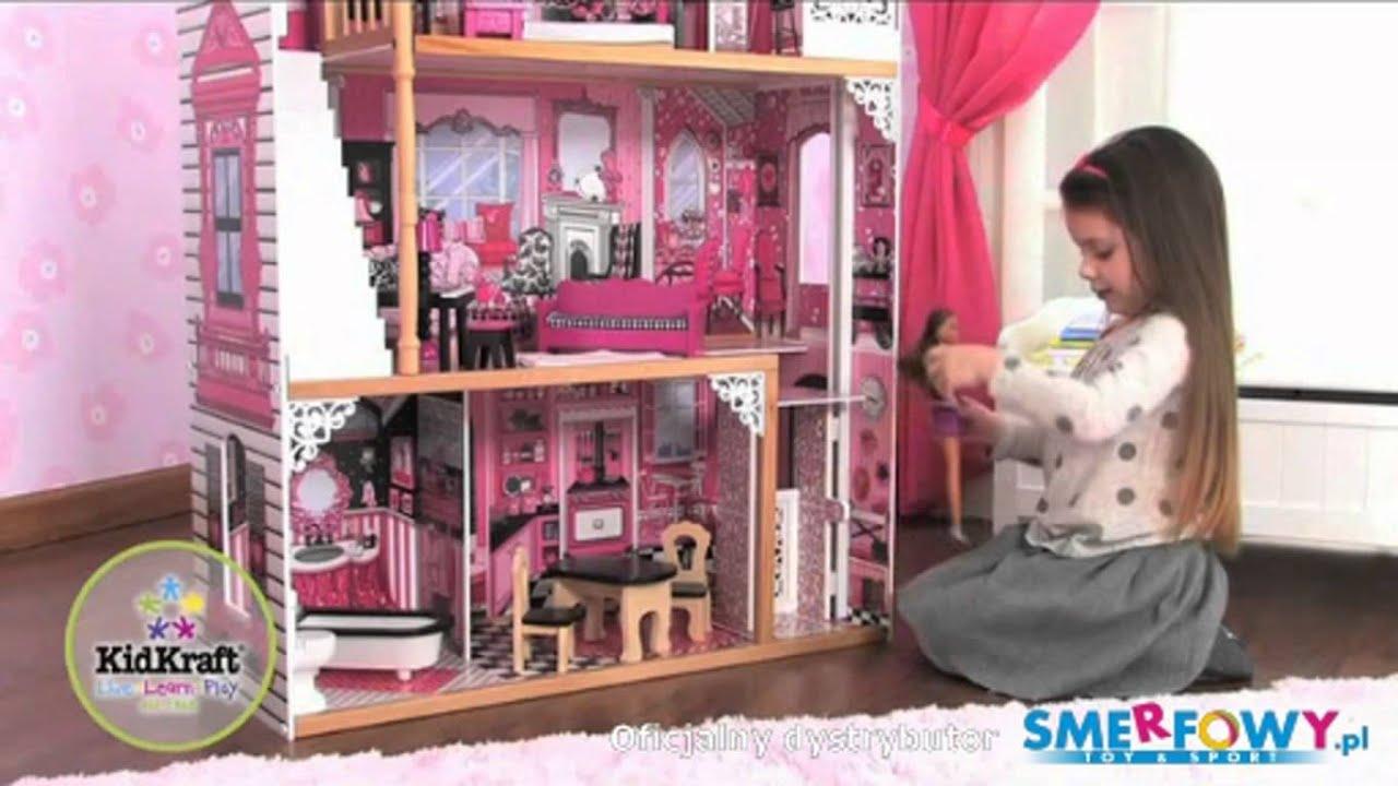 Видео барби куклы и их домики своими руками и мебель