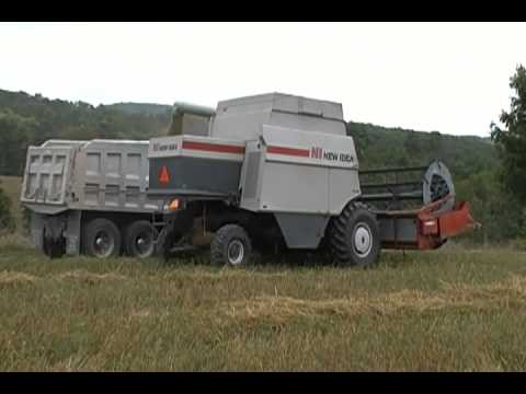 NEW IDEA 803C 819 UNI COMBINE