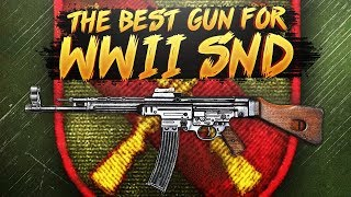 COD WW2 - My best weapon & class for SnD
