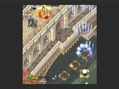 Gunbird 2 sur Dreamcast