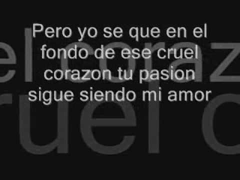 RBD-Que Fue Del Amor+lyrics