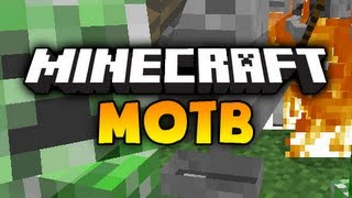 Minecraft: Month Of The Beast! - MOTB