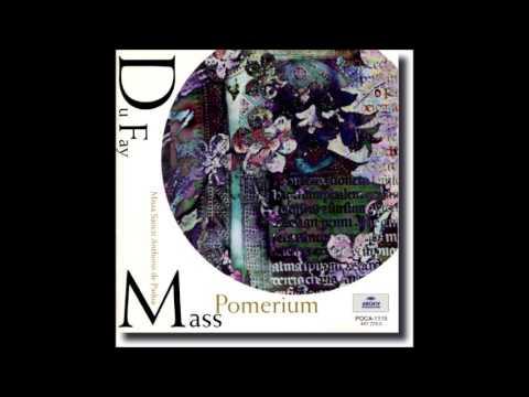 Guillaume Dufay - Missa Sancti Anthonii de Padua