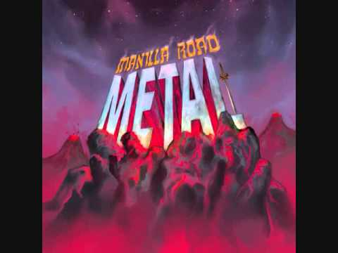 Manilla Road - Cage Of Mirrors