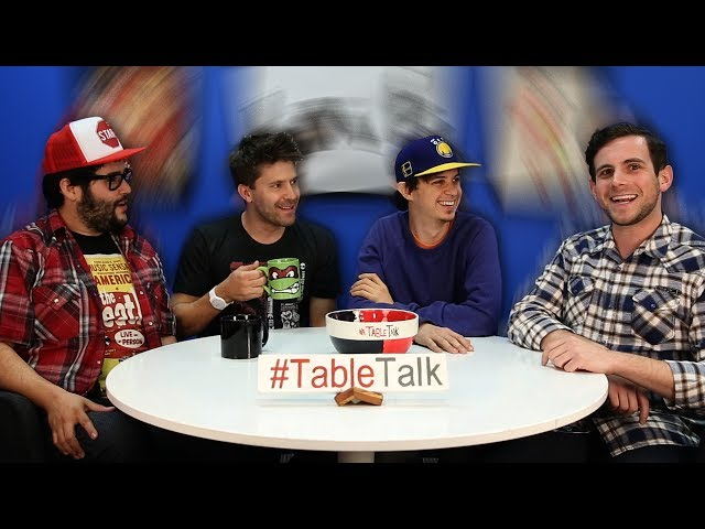 Watsky's Here for the Longest Tabletalk Ever!