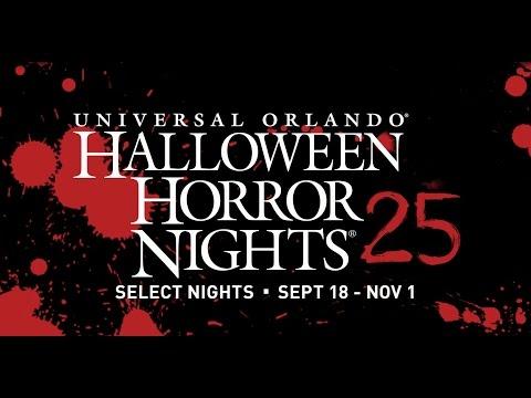 Halloween horror nights 2019 dates in Sydney