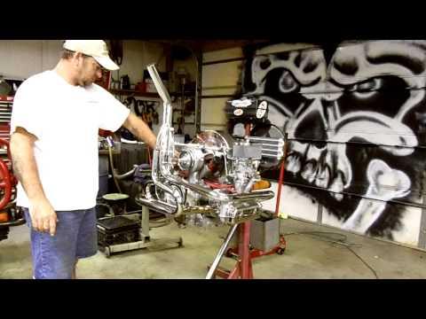 2180 VW stroker motor
