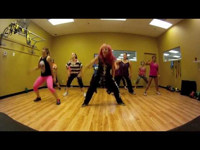 Royals - Lorde Zumba with Mallory HotMess