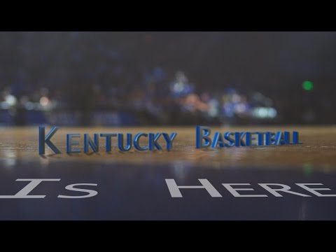 Kentucky Wildcats Tv: Kentucky Basketball Is Here video