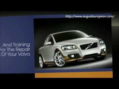 Volvo Repair in San Diego August European 858-566-5000