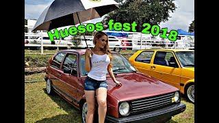 """Vochero hasta los huesos """"HUESOS FEST 2018"""""""