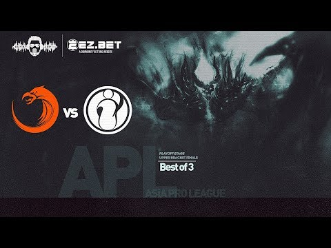 [DOTA 2 LIVE PH] TnC Predator VS Invictus Gaming |Bo3| Asia Pro League UB Finals