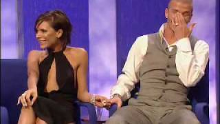 David and Victoria Beckham interview - part two - Parkinson - BBC