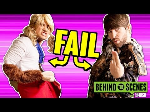 COSPLAY FAIL (BTS)