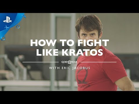 God of War - How to Fight Like Kratos | PS4