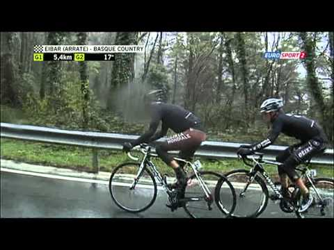 Vuelta Ciclista al Pais Vasco 2013 stage 4 last 10 km www.worldvelosport.com